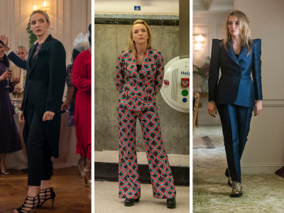 Killing Eve - suits
