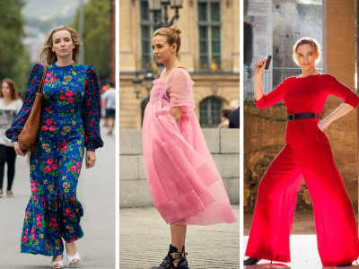 Killing Eve - dress up